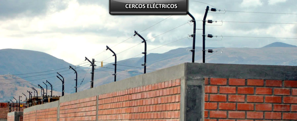 Cercos eléctricos México.